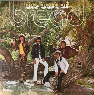 Bread - The Best Of Bread (LP) (EX-/G-VG)
